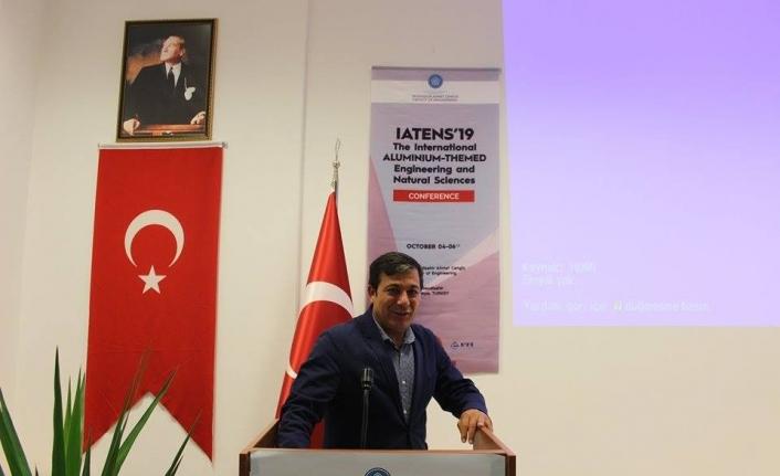 Prof. Dr. Recai KUŞ  Adana Alparslan Türkeş Bilim ve Teknoloji Üniversitesi Rektör adayı