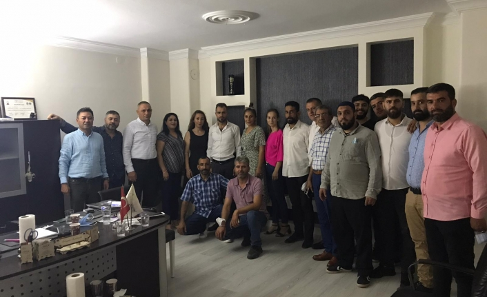 Osmanlı Ülkü Ocakları Adana İl Başkanlığı toplantısı