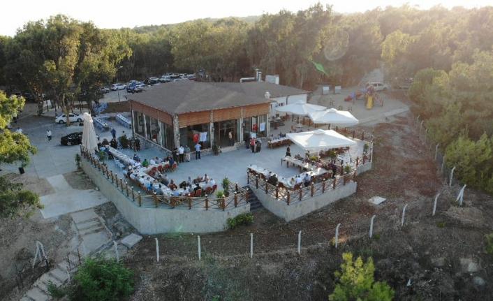 Şahin Tepesi Kahvaltı Salonu ve Balık Restoran