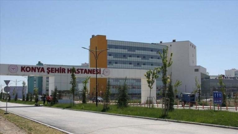 Konya Şehir Hastanesi Doktorları