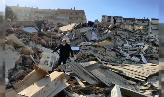 İzmir'de 6.6 Şiddetinde Deprem: 20 Kişi Hayatını Kaybetti