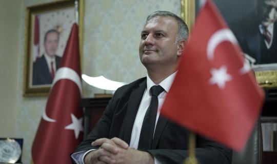 Başkanı Necip Topuz 24 Kasım Öğretmenler Günü Mesajı