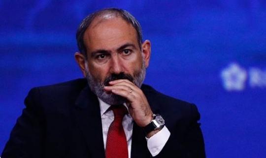Ermeni Paşinyan'dan Art Arda İtiraflar