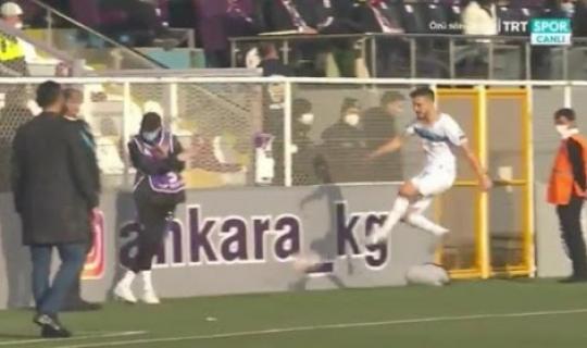 Adana Demirspor Kupada Tur Atladı