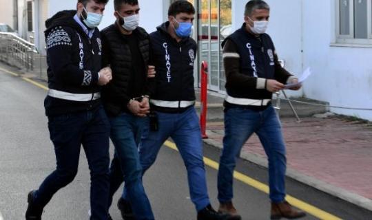 Adana'da Haraç İsteyen Şüpheli Yakalandı