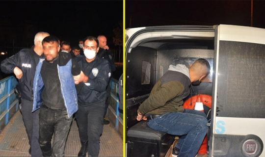 Adana'da Olaylı Gece