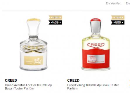Creed Aventus Erkek Parfümü