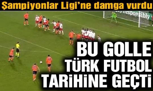 İrfan Can adını Türk futbol tarihine yazdırdı