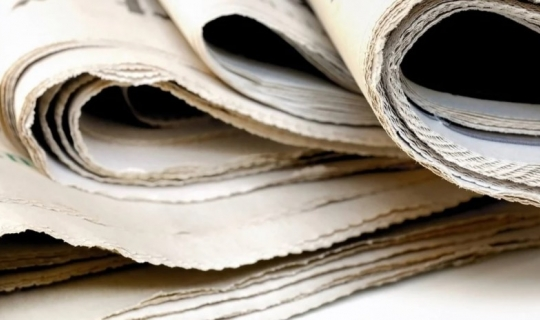 Ulusal Gazetelerde Yer Alan Haberler