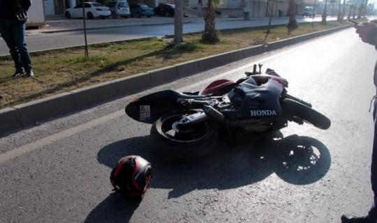 Adana'da Kısıtlamada Korkunç Kaza