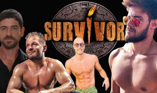 Survivor 2021 Ünlüler Yarışmacıları Belli Oldu