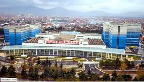Isparta Şehir Hastanesi Randevu Alma