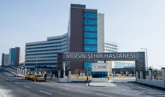 Mersin Şehir Hastanesi Randevu Alma