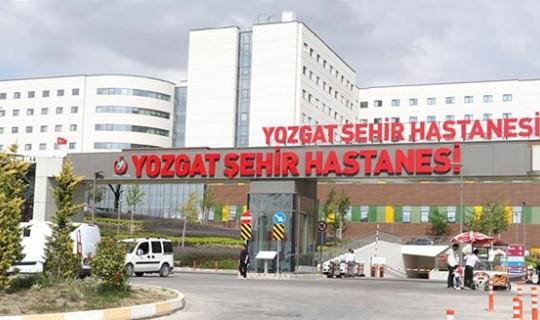 Yozgat Şehir Hastanesi Randevu Alma