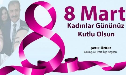 Eğer kadın mutluysa Türkiye mutludur