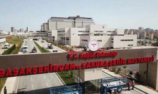 İstanbul Başakşehir Çam ve Sakura Şehir Hastanesi Kadın Doğum Doktorları ve Randevu Alma