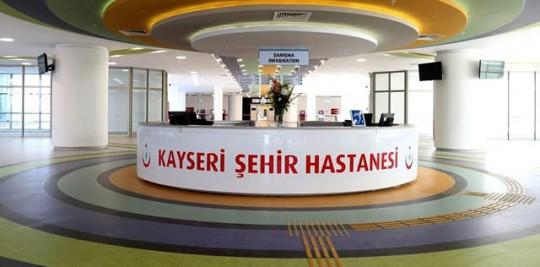 Kayseri Şehir Hastanesi Kadın Doğum Doktorları ve Randevu Alma