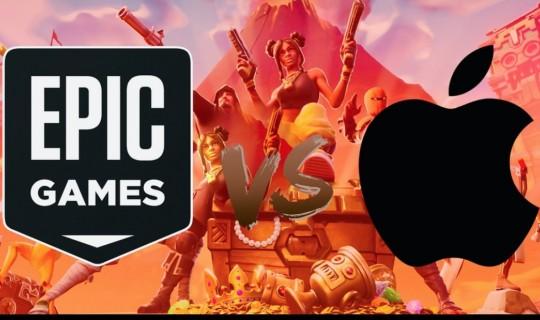 Apple ve Epic Games Karşı Karşıya