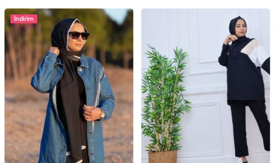 Bu senenin trend modelleri Modam Es Butik'te