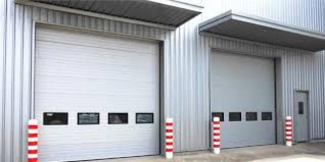 Endüstriyel Kapı Modeli Seksiyonel Kapı
