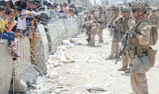 ABD'nin Geri Çekilmesi Konusunda Taliban'dan Çok Sert Bir Mesaj