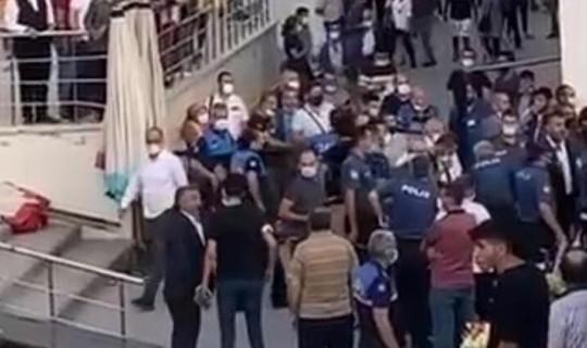 Ankara'da Yaşanan Ezik Şeftali' Tartışmasında 4 Şüpheli Adliyeye Sevk Edildi Ve Belediye Başkanından Açıklama Geldi...
