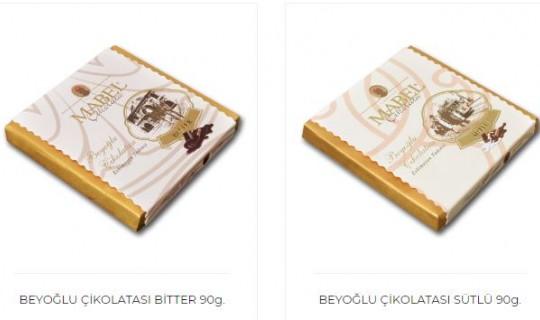 Kaliteli Mabel Beyoğlu Çikolatası Çeşitleri İçin Mabel Çikolata!