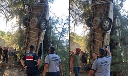 Türbe Ziyaretinden Gelen Grup Kaza Yaptı: 6 Ölü, 11 Yaralı
