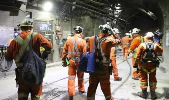 Son Dakika: Kanada'da Gerçekleşen Maden Kazasında 39 Madenci Yerin Altında Mahsur Kaldı!