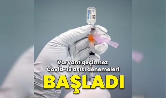 Yeni Korona Virüs Aşısı Uygulanmaya Başlandı!