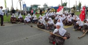 Kütahya'da Köylü Kadınlardan Eylem