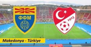 Makedonya – Türkiye Maçı Hangi Kanalda ve Saat Kaçta?