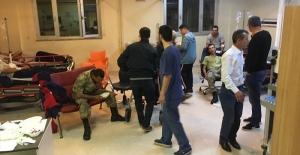 Manisa'da 731 Asker Zehirlendi Çalışanlar Gözaltında