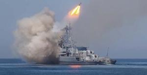 Rusya DEAŞ'ı Doğu Akdeniz'den Vurdu