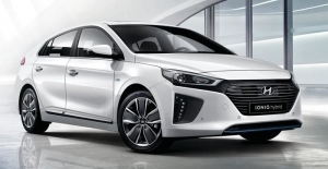 Hyundai'nin Son Teknoloji Hibriti IONIQ Türkiye'de
