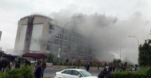 Otelin Yangın Sitemi Çalışmıyormuş