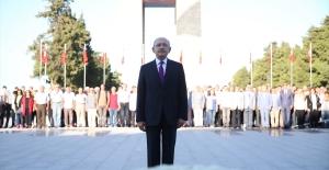 """Kılıçdaroğlu """"Demokrasi ve Adalet Elden Gidiyor"""""""