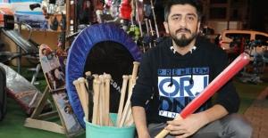 Adana'da Beyzbol Sopalarına Yoğun İlgi