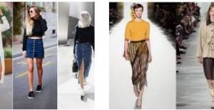 2019-2020 Sonbahar-Kış Etek Modelleri