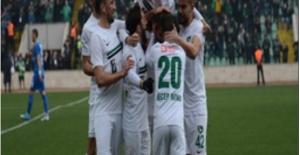 Adana Demirspor Fraklı Mağlup Oldu