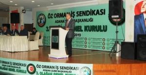 bGenel Başkan Settar Aslan Adana Şube.../b