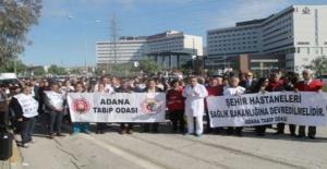 Adana Şehir Hastanesi Doktorları...