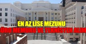 Ankara Müzik ve Güzel Sanatlar Üniversitesi Personel Alımı