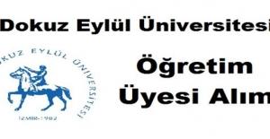 Dokuz Eylül Üniversitesi Öğretim Üyesi Alımı Başvuruları Başladı