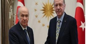 Gözler Ak Parti ve MHP Liderleri Görüşmesinde