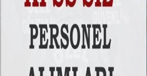 KPSS Şartsız 17 Kamu Personeli Alımı