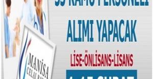 Manisa Celal Bayar Üniversitesi Personel Alımında Son 4 Gün