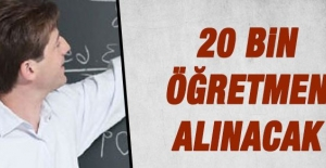 Öğretmenlerin 20.000 Atama Kontenjan Dağılımı Ne Zaman Açıklanacak?