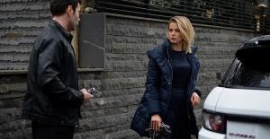 Star' TV de Her Çarşamba Akşamı Ekrana Gelen Sevilen Dizi Kuzgun Bu Hafta Yine Nefes Kesti