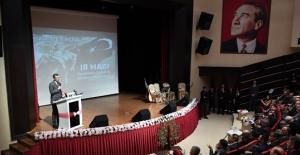 18 Mart Çanakkale Zaferi ve Şehitleri Anma Töreni
